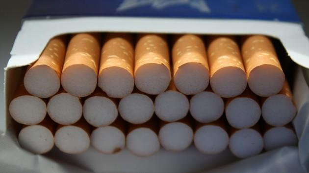 В Харькове пограничники изъяли поддельных сигарет на миллион гривен