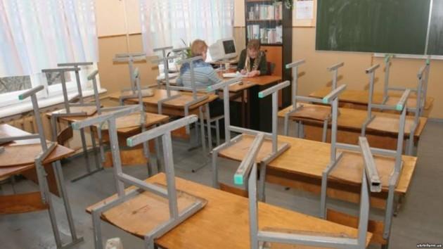 В Харькове закрывают школы и детские сады