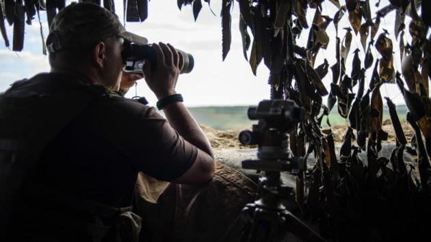 Боевики семь раз нарушили режим тишины на Донбассе, ранен один украинский военный