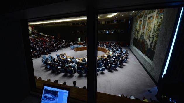 Совет Безопасности ООН принял резолюцию о запрете войн на время пандемии