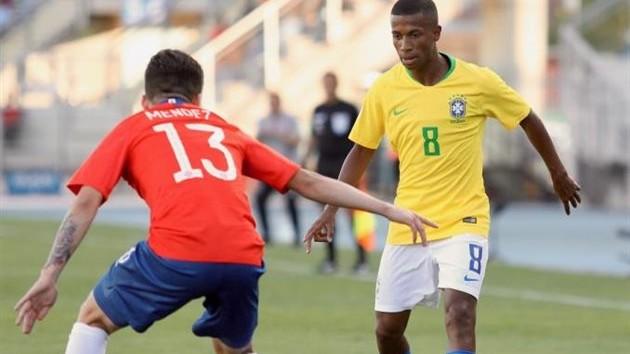 Маркос Антонио в матче Кубка Америки