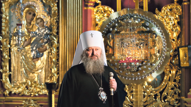 Коронавирус в Киево-Печерской лавре: стало известно о состоянии владыки Павла