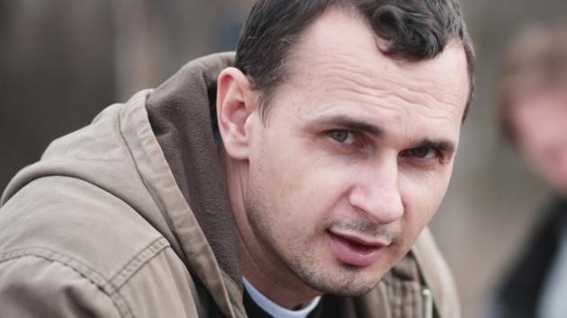 Олег Сенцов поддержал протестующих в России