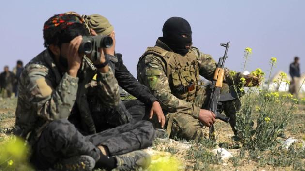 Турция начала военную операцию в Сирии: Курды нанесли ответный удар