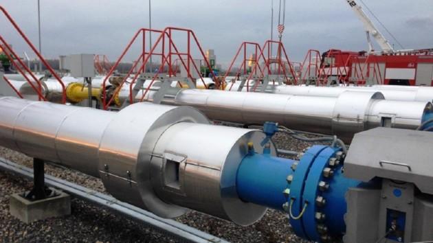 Мощности по транспортировке газа распределят на первом аукционе: когда он состоится
