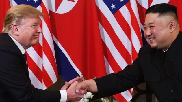 Новая встреча Трампа и Ким Чен Ына: президент США сделал заявление