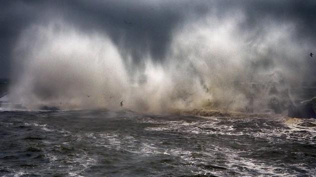 На Азовском море ожидается штормовой ветер