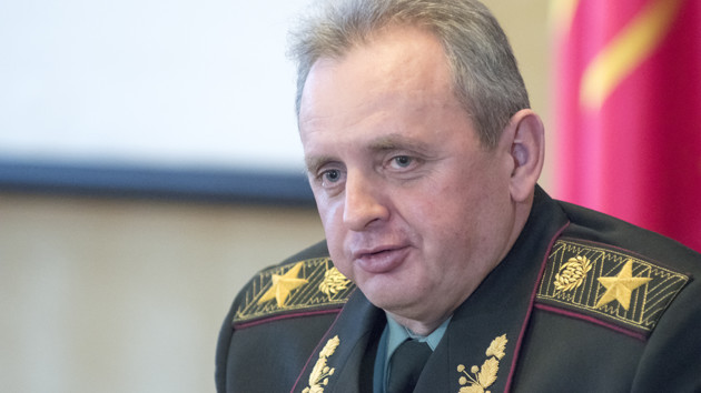 Муженко рассказал, откуда Россия может атаковать Украину, и при каких условиях