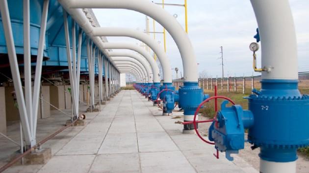 Украина наращивает запасы газа: сколько хранилищ прекратили закачку