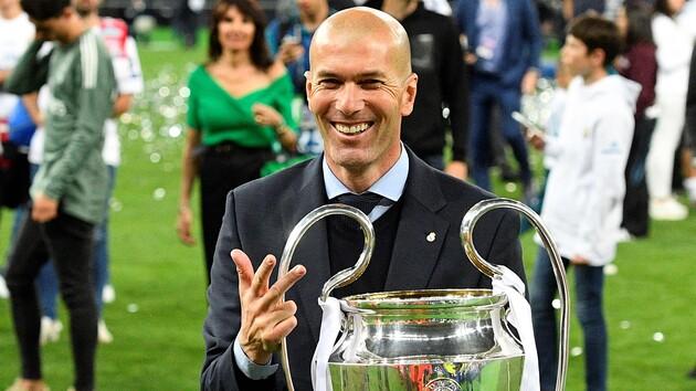 Триумфатор Киева признан лучшим тренером в истории Лиги чемпионов