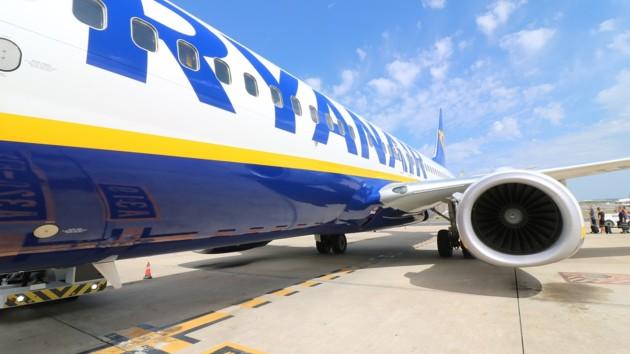 Ryanair в Украине запускает новый рейс из регионального аэропорта
