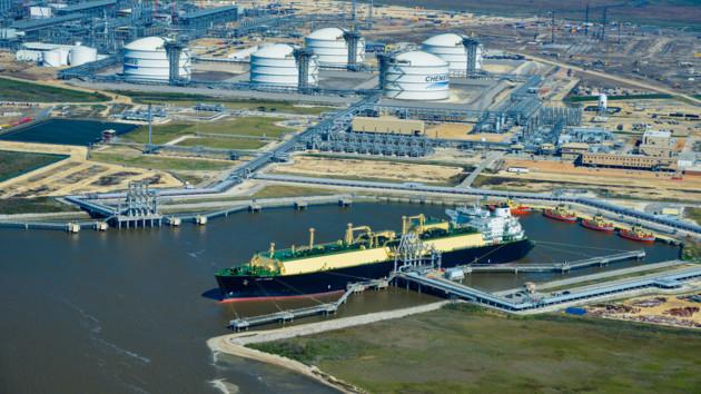 LNG-терминал в США