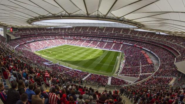 На домашнем стадионе испанского гранда установят статую