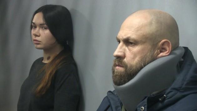 Елена Зайцева и Геннадий Дронов