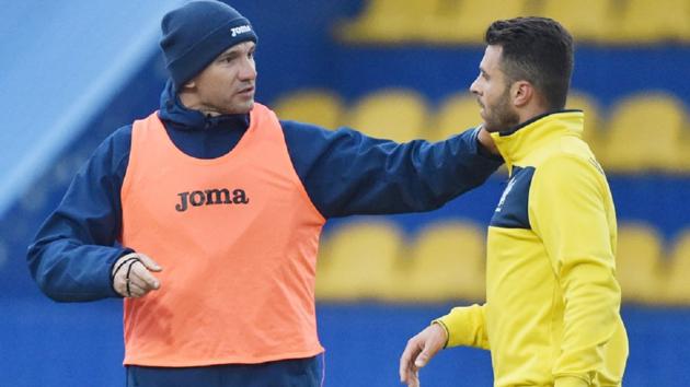 Дело Мораеса: Шева может потерять четыре очка в отборе Евро-2020