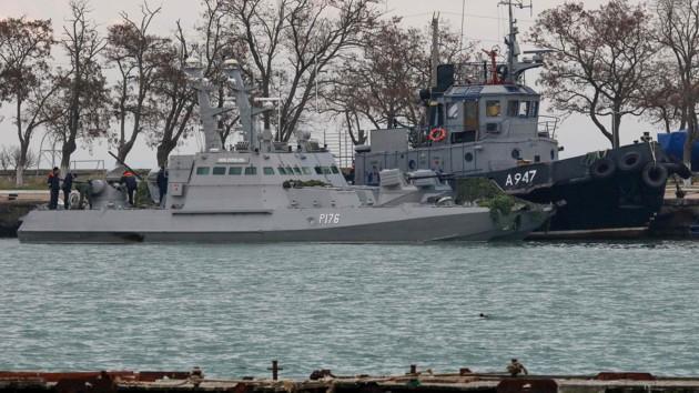 Россия вот-вот вернет суда, захваченные возле Керченского пролива - Пристайко