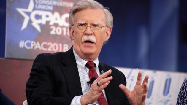 Болтон обвинил Россию в краже американских технологий, связанных с созданием гиперзвукового оружия