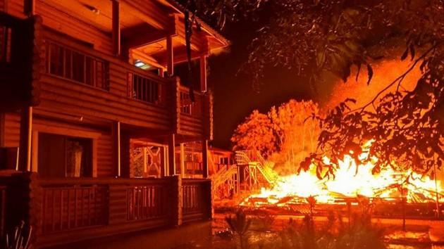 Годовщина пожара в одесской «Виктории»: два года, десять дел и один условный срок