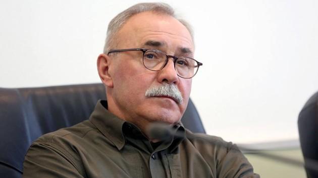 Первый заместитель главы МВД Сергей Яровой. Фото: пресс-служба МВД