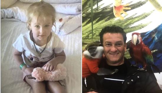 Отца-француза подозревают в похищении дочери-харьковчанки