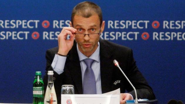 """""""Никто не знает"""": босс УЕФА не исключил полного краха футбольного сезона из-за коронавируса"""