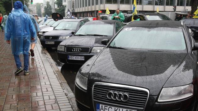 """Подарок для евроблях: второй """"последний шанс"""" для авто на еврономерах"""