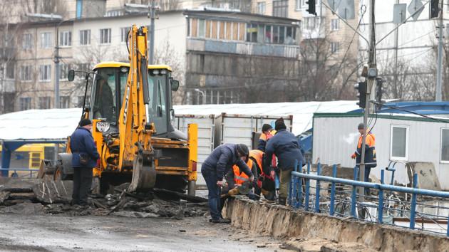 В Киеве ограничат движение транспорта в Дарницком районе