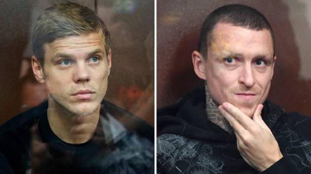 От свистка до свистка: Кокорина и Мамаева неожиданно освободили из тюрьмы