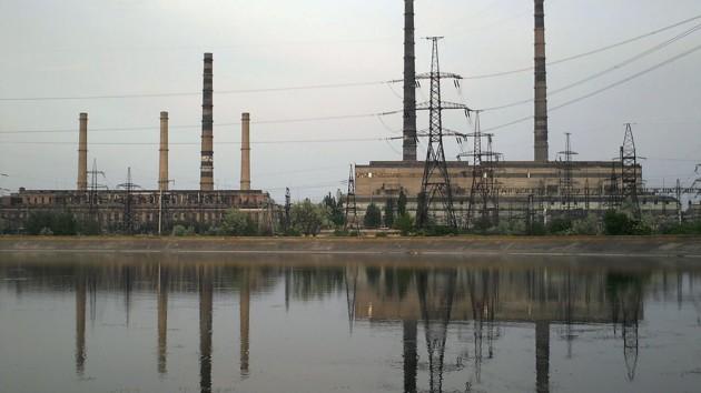 Ужесточение ценовых ограничений на рынке электроэнергии остановит Славянскую ТЭС - Донбассэнерго