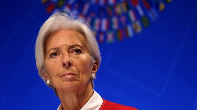 Рост мировой экономики оказался под угрозой - Лагард