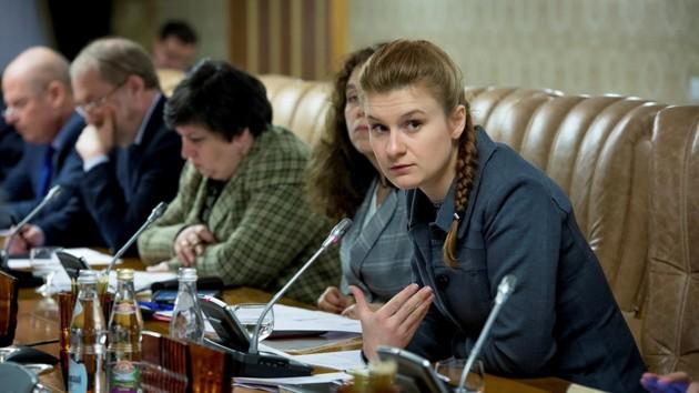 «Путинскую шпионку» выпустили из тюрьмы в США