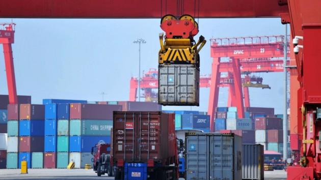 Украина вышла из ТОП-10 крупнейших торговых партнеров России