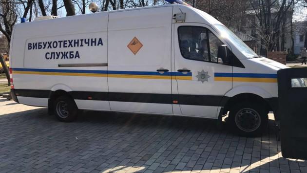 В Киеве неизвестный сообщил о заминировании Южного моста