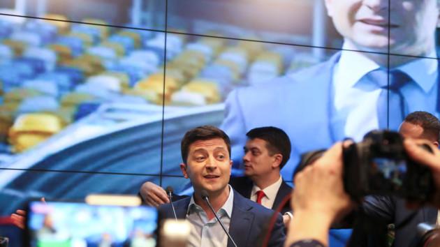 Владимир Зеленский. Фото: REUTERS/Viacheslav Ratynskyi