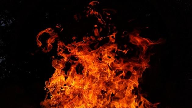 Житель Одесской области убил и поджег приятеля