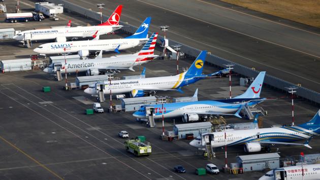 Стало известно, когда состоится первый сертификационный полет Boeing 737 MAX