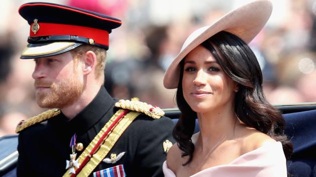 Принц Гарри и Меган Маркл улетают в Африку: что об этом известно