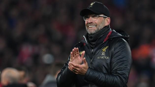 """Гегемония """"Ливерпуля"""" в Англии продолжается: Клопп стал лучшим тренером месяца в АПЛ"""