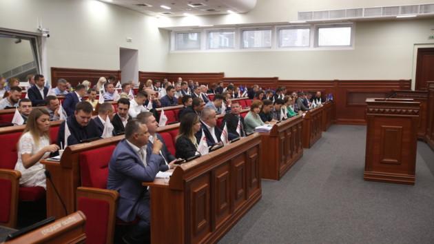 Роспуск Киеврады: стала известна дата консультаций Кличко с главами фракций