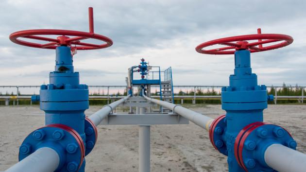 Украина осуществила первую поставку газа в Румынию через Молдову