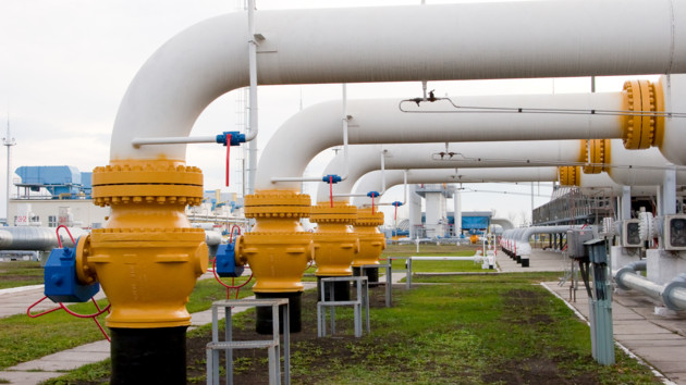 """""""Нафтогаз"""" показал цены на газ для промышленности"""
