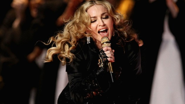 61-летняя Мадонна показала удивительный шпагат