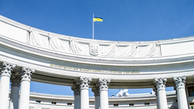 В МИД Украины вызвали венгерского дипломата из-за заявления о «гражданской войне»