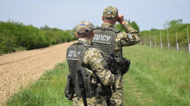 На границе Украины с Румынией произошла стрельба