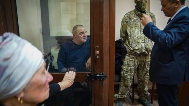 Денисова сообщила о переносе судилища по делу Бекирова в оккупированном Крыму