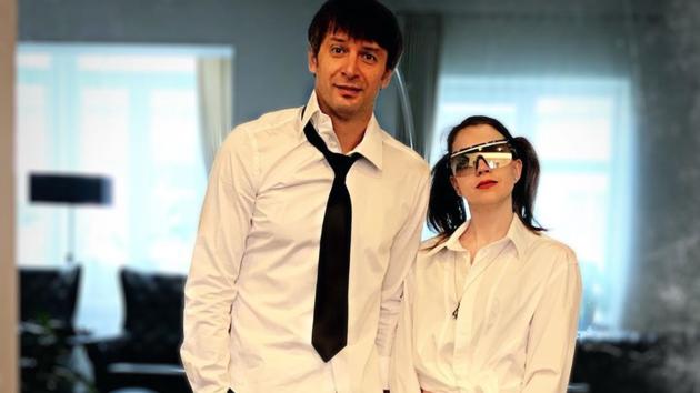Александр Шовковский и Марина Кутепова