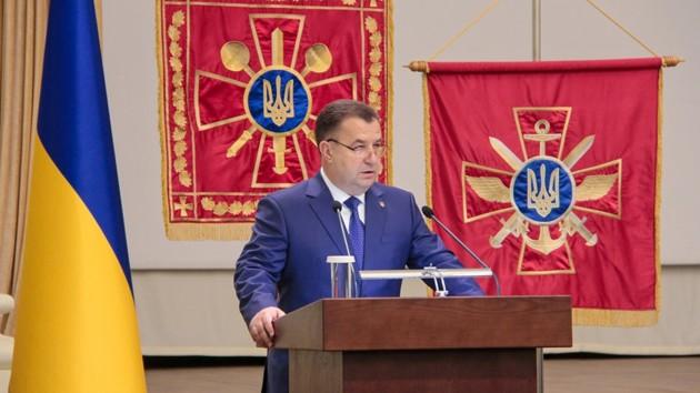 Полторак: более 90% состава ВСУ - профессиональные военные