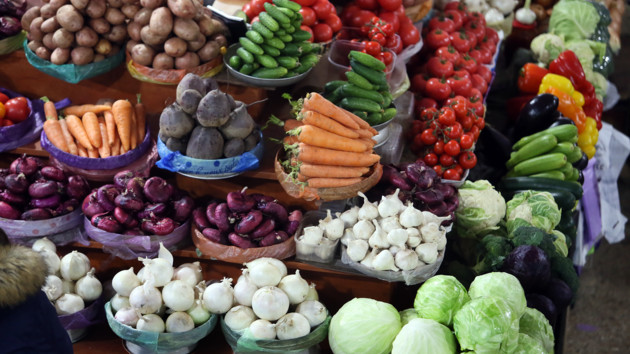 Ярмарки в Киеве: где на этой неделе будут продавать недорогие овощи и фрукты