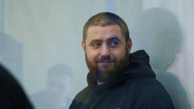 Подозреваемый в убийстве Михаил Сигида. Фото: Громадське