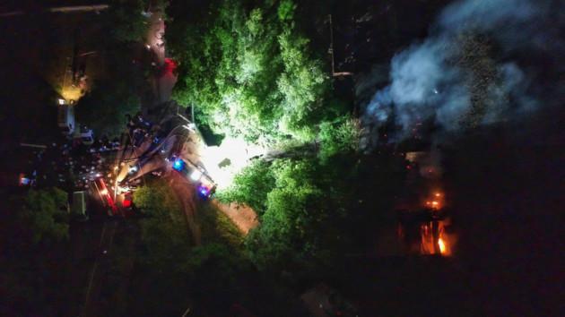 Смертельный пожар в психбольнице Одессы
